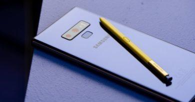 Претставен Samsung Galaxy Note 9