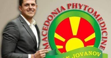 Драган Јованов –Македонска современа фитомедицинска терапија при третман на Астма